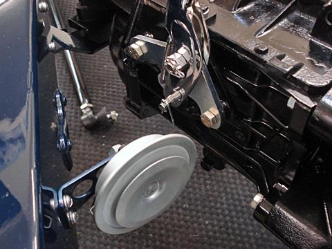 '32 horn brake