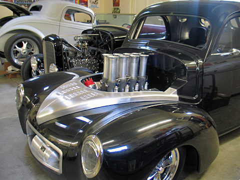 41 Willys Coupe SEABRIGHT HOT RODS